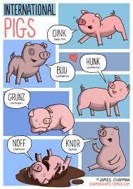 Pig sounds