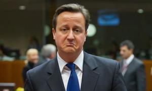 Премьер-министр Великобритании Девид Кэмерон